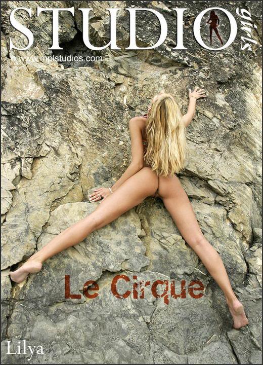 Lilya - `Le Cirque` - by Alexander Lobanov for MPLSTUDIOS