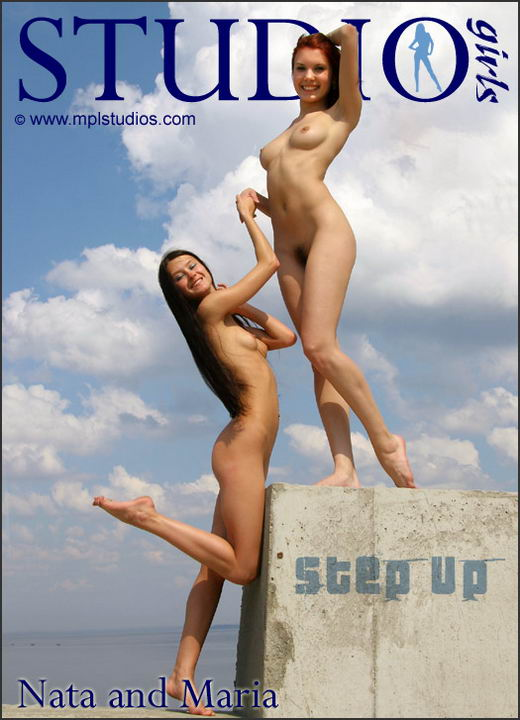 Nata and Maria - `Step up` - by Alexander Fedorov for MPLSTUDIOS