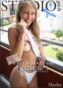 Masha in Postcard from Finland gallery from MPLSTUDIOS by Paromov