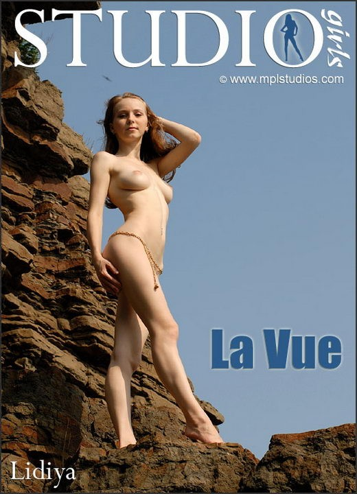 Lidiya - `La Vue` - by Jan Svend for MPLSTUDIOS