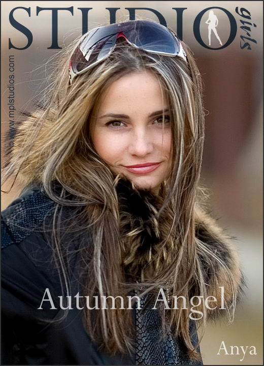 Anya - `Autumn Angel` - by Jan Svend for MPLSTUDIOS