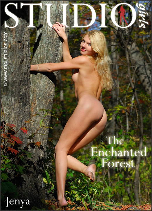 Jenya - `The Enchanted Forest` - by Jan Svend for MPLSTUDIOS