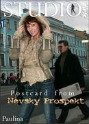 Postcard from Nevsky Prospekt