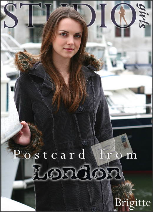 Brigitte - `Postcard: from London` - for MPLSTUDIOS