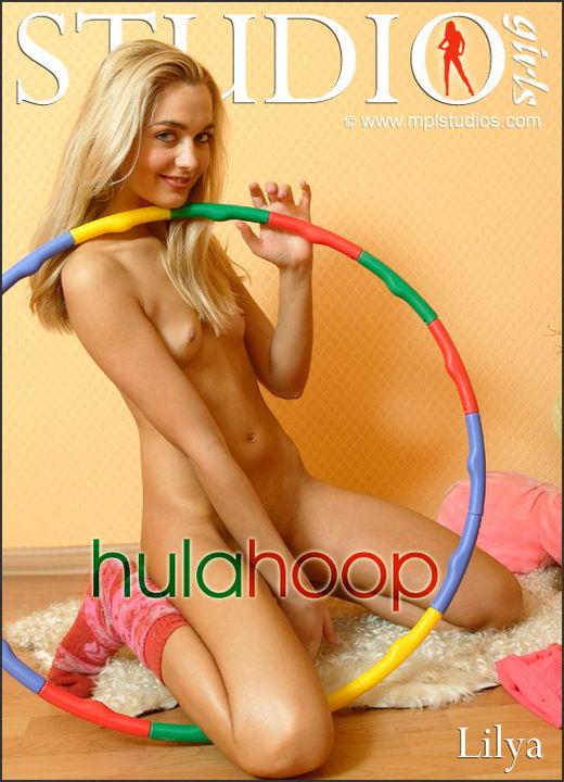 Lilya - `Hula Hoop` - by Alexander Lobanov for MPLSTUDIOS