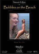 Lilya - Bubbles on the Beach: Final Scene