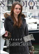 Brigitte in Postcard: from London gallery from MPLSTUDIOS