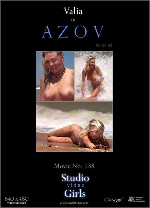 Valia - `Azov` - by Alexander Lobanov for MPLSTUDIOS
