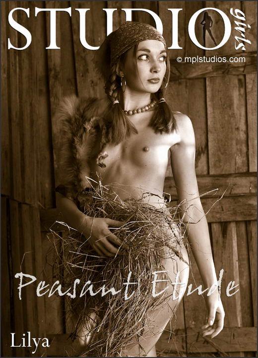 Lilya - `Peasant Etude` - by Alexander Lobanov for MPLSTUDIOS