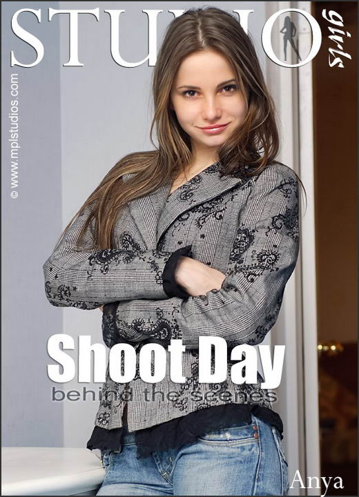 Anya - `Shoot Day: Behind the Scenes` - by Jan Svend for MPLSTUDIOS