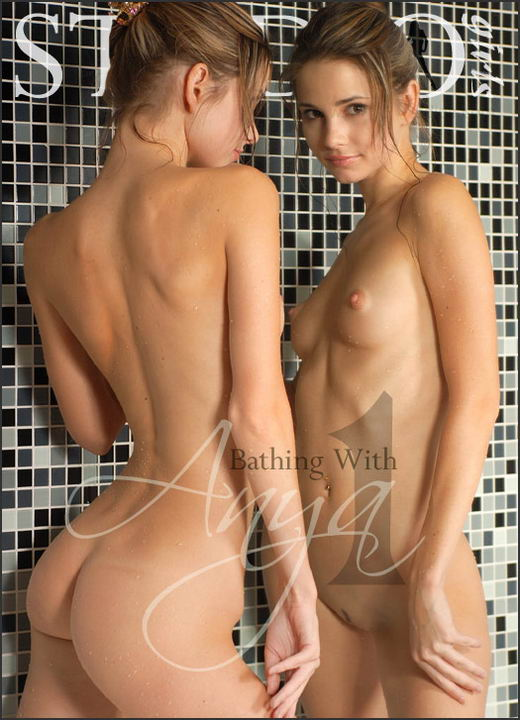 Anya - `Bathing with Anya` - by Jan Svend for MPLSTUDIOS