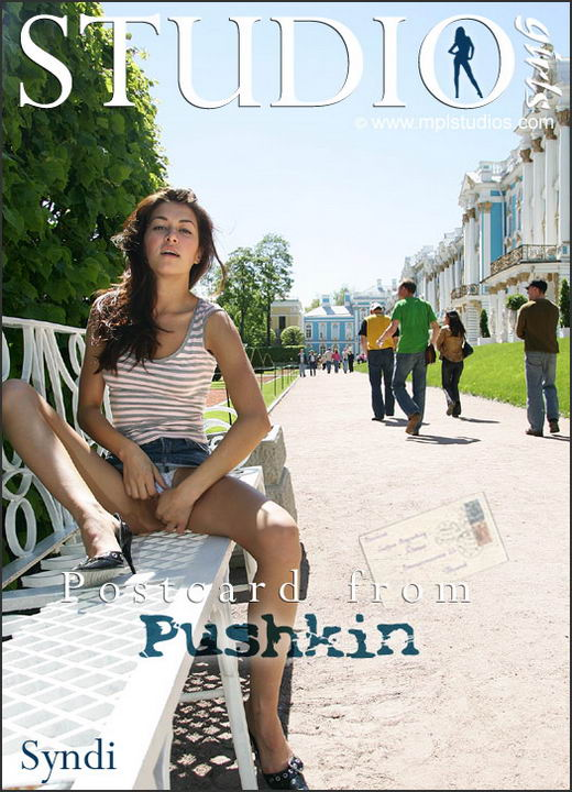Syndi - `Postcard: From Pushkin` - by Alexander Fedorov for MPLSTUDIOS