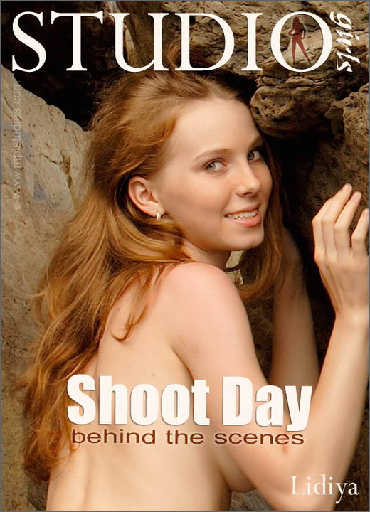 Lidiya - `Shoot Day: Behind the Scenes` - by Jan Svend for MPLSTUDIOS