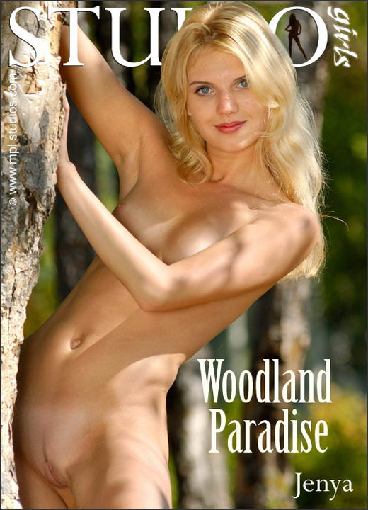 Jenya - `Woodland Paradise` - by Jan Svend for MPLSTUDIOS