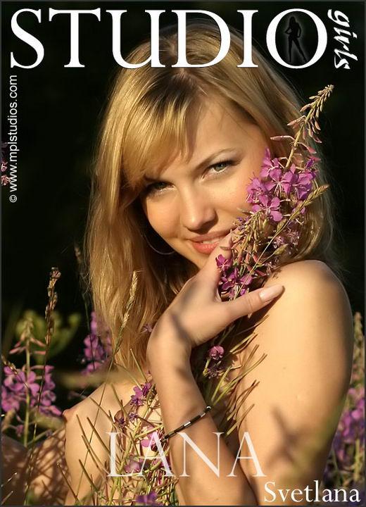 Svetlana - `Lana` - by Alexander Lobanov for MPLSTUDIOS