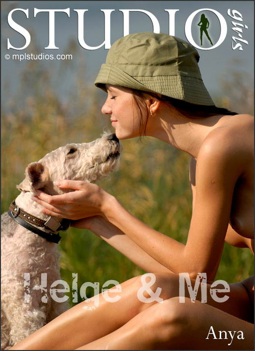 Anya - `Helge and Me` - by Jan Svend for MPLSTUDIOS