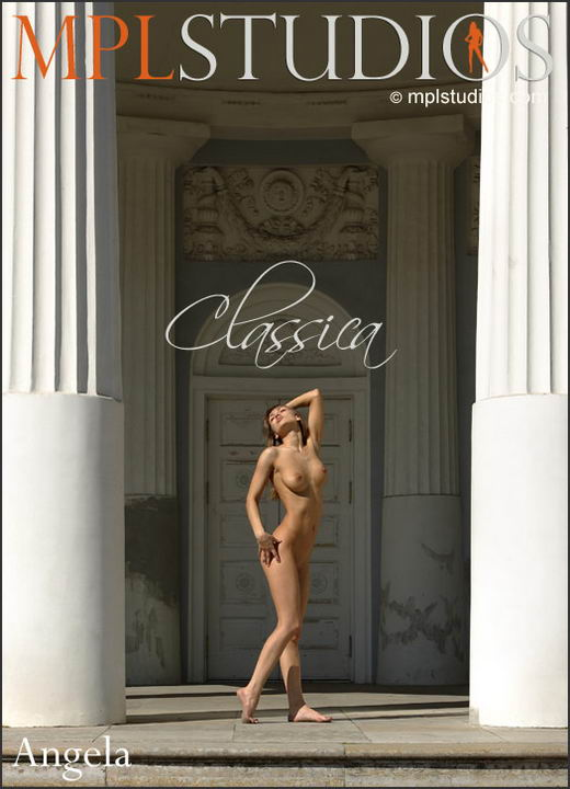 Angela - `Classica` - by Alexander Fedorov for MPLSTUDIOS