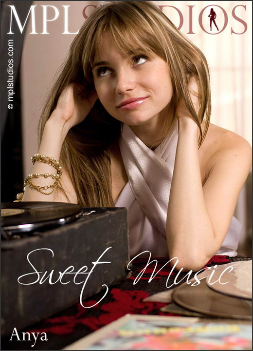 Anya - `Sweet Music` - by Jan Svend for MPLSTUDIOS