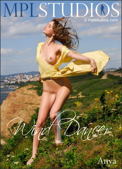 Anya - `Wind Dancer 1` - by Jan Svend for MPLSTUDIOS