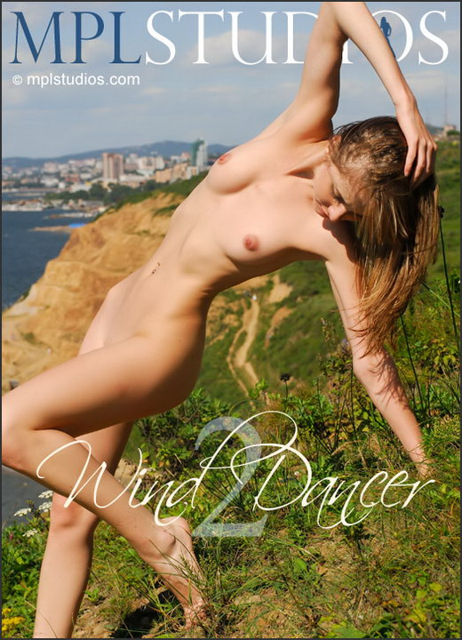 Anya - `Wind Dancer 2` - by Jan Svend for MPLSTUDIOS