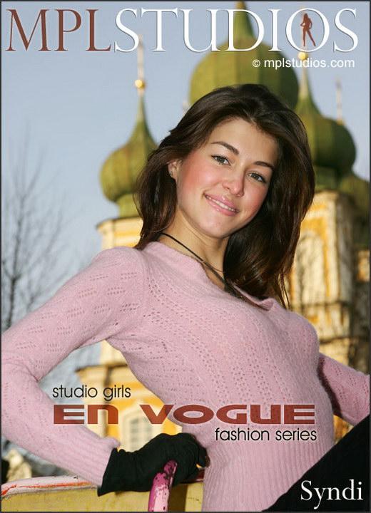 Syndi - `En Vogue: Fashion Series` - by Alexander Fedorov for MPLSTUDIOS