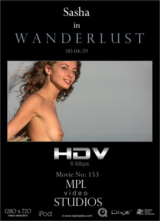Sasha - `Wanderlust` - by Jan Svend for MPLSTUDIOS