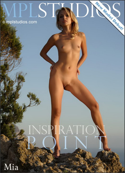 Mia - `Inspiration Point` - by Michael Maker for MPLSTUDIOS