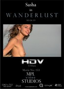 Sasha in Wanderlust video from MPLSTUDIOS by Jan Svend