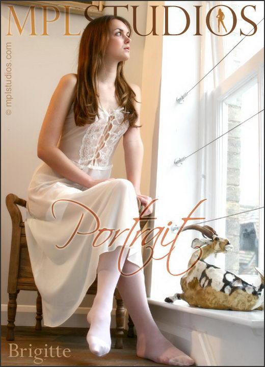Brigitte - `Portrait` - for MPLSTUDIOS