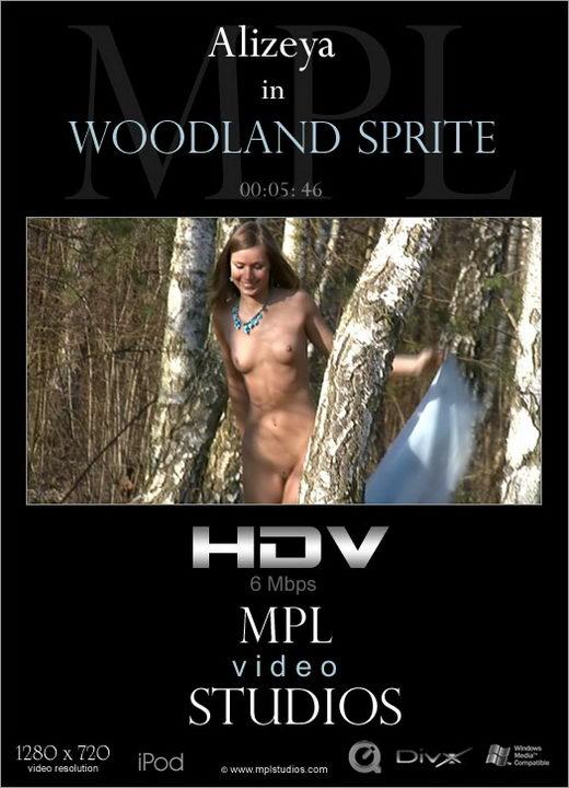 Alizeya - `Woodland Sprite` - by Michael Maker for MPLSTUDIOS