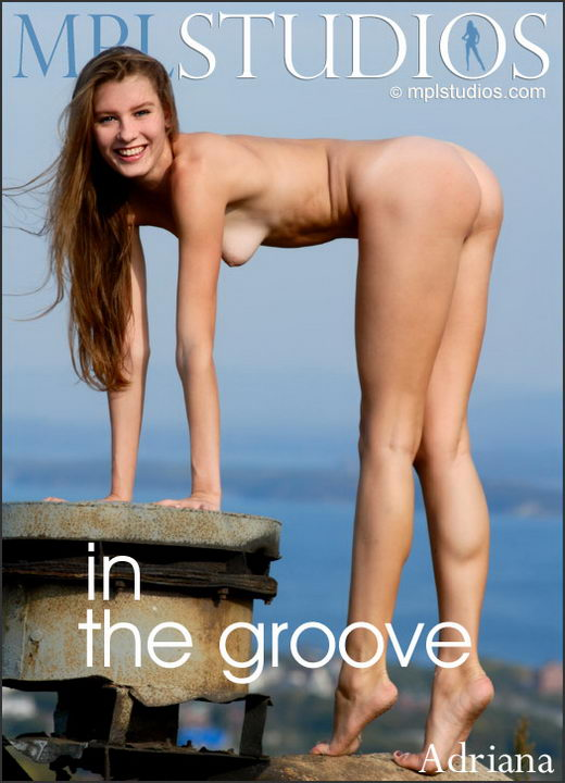 Adriana - `In the Groove` - by Jan Svend for MPLSTUDIOS