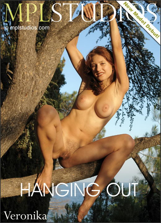 Veronika - `Hanging Out` - by Michael Maker for MPLSTUDIOS