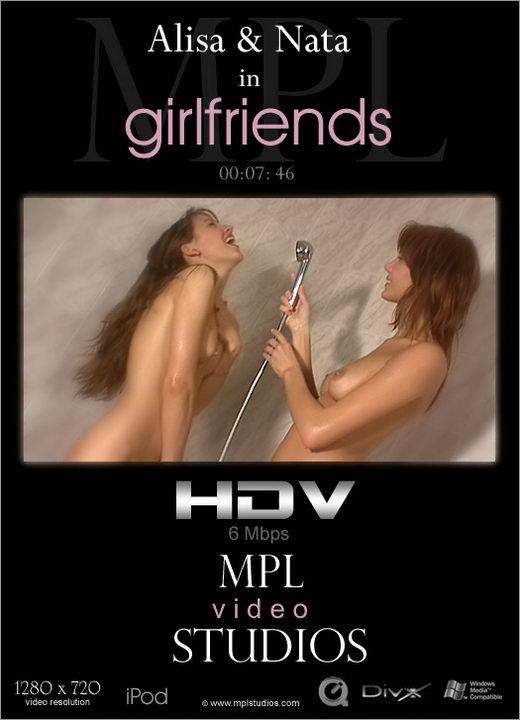 Alisa & Nata - `Girlfriends` - by Alexander Fedorov for MPLSTUDIOS