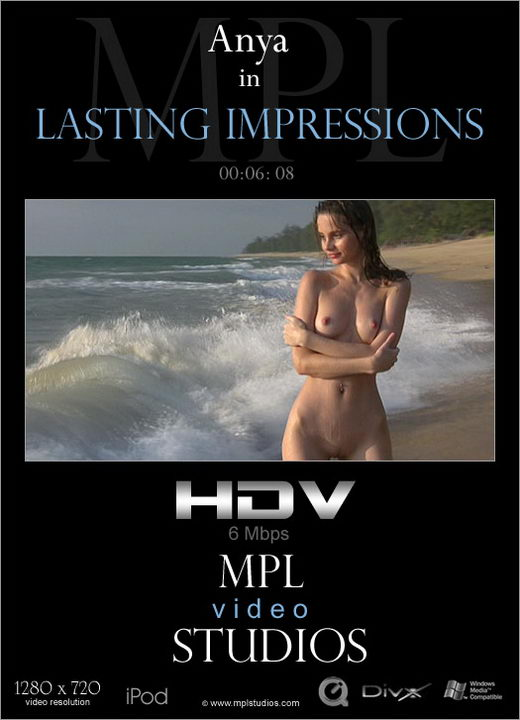 Anya - `Lasting Impressions` - by Jan Svend for MPLSTUDIOS