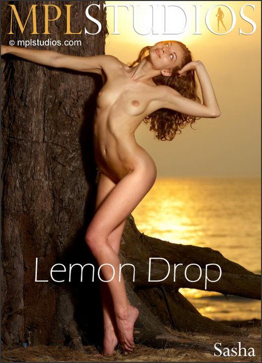 Sasha - `Lemon Drop` - by Jan Svend for MPLSTUDIOS