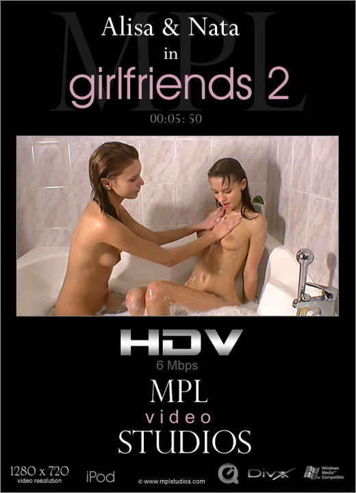 Alisa & Nata - `Girlfriends 2` - by Alexander Fedorov for MPLSTUDIOS