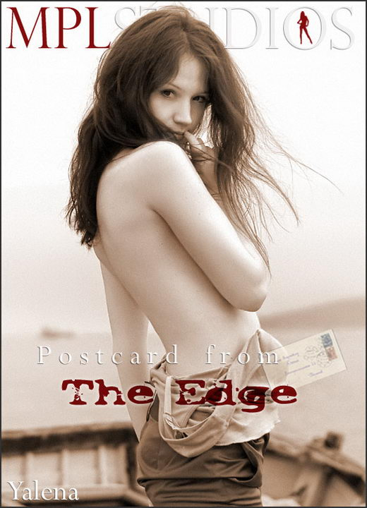 Yalena - `Postcard From The Edge` - by Jan Svend for MPLSTUDIOS