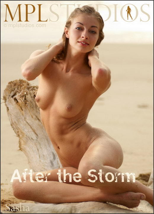 Sasha - `After the Storm` - by Jan Svend for MPLSTUDIOS