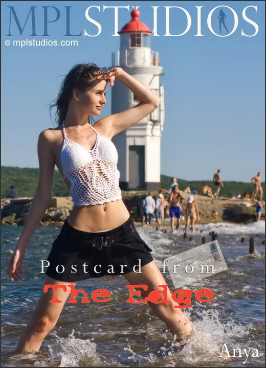 Anya - `Postcard From The Edge` - by Jan Svend for MPLSTUDIOS