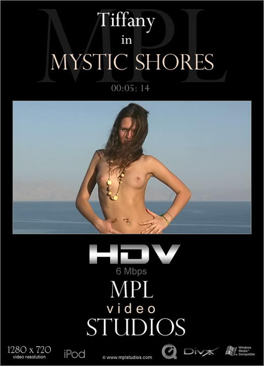 Tiffany - `Mystic Shores` - by Michael Maker for MPLSTUDIOS