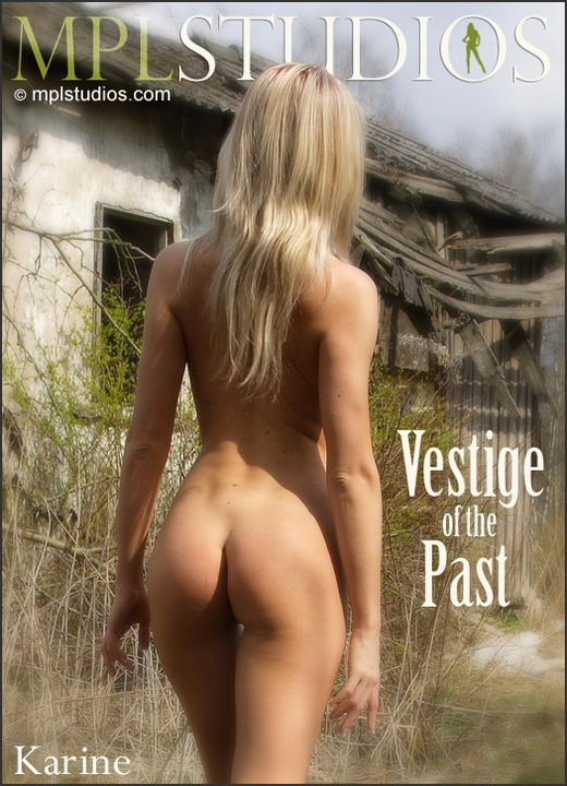 Karine - `Vestige of the Past` - by Alexander Fedorov for MPLSTUDIOS