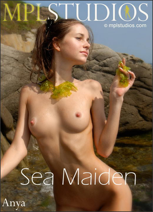 Anya - `Sea Maiden` - by Jan Svend for MPLSTUDIOS