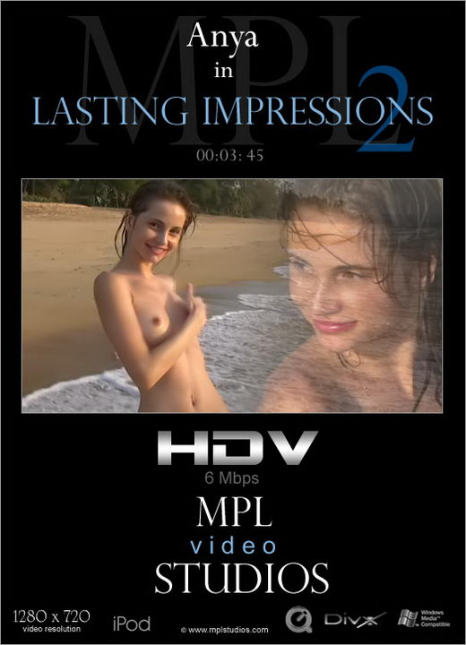 Anya - `Lasting Impressions 2` - by Jan Svend for MPLSTUDIOS