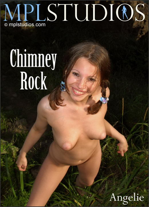 Angelie - `Chimney Rock` - by Jan Svend for MPLSTUDIOS