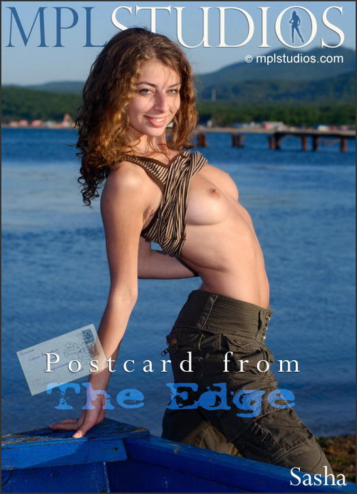 Sasha - `Postcard from the Edge` - by Jan Svend for MPLSTUDIOS
