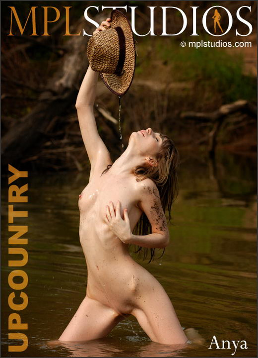 Anya - `Upcountry` - by Jan Svend for MPLSTUDIOS