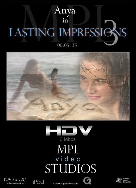 Anya - `Lasting Impressions 3` - by Jan Svend for MPLSTUDIOS