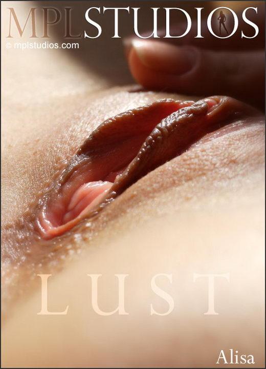 Alisa - `L U S T` - by Alexander Fedorov for MPLSTUDIOS