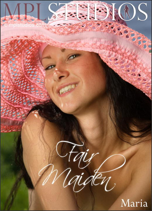 Maria - `Fair Maiden` - by Alexander Fedorov for MPLSTUDIOS