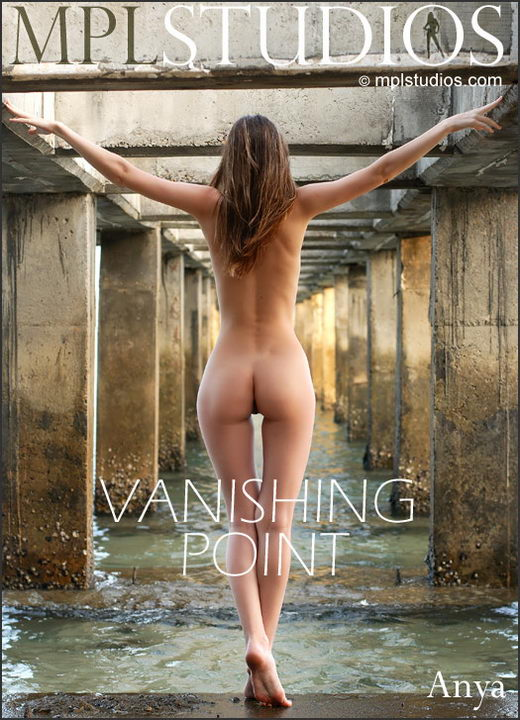 Anya - `Vanishing Point` - by Jan Svend for MPLSTUDIOS
